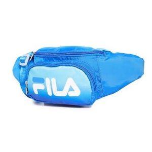 FILA Ombre Waist Bum Belt Bag 90s y2k Fanny Pack